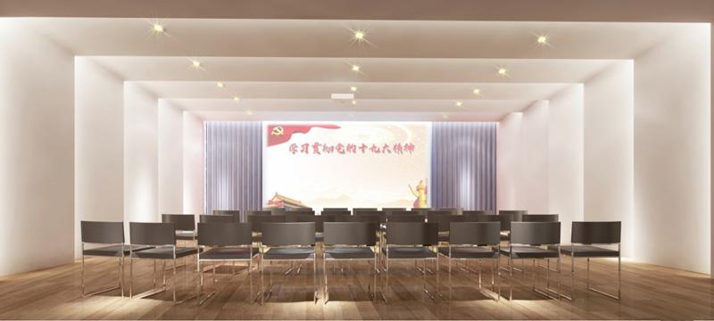 深圳机场党群服务中心设计项目2