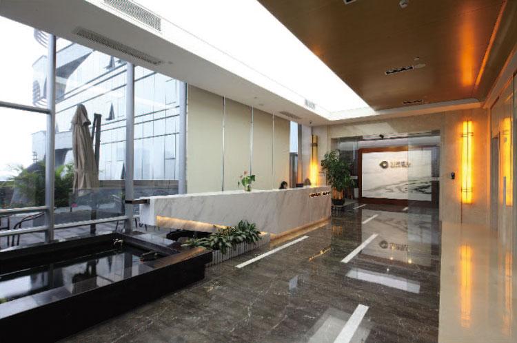 深圳润坤国际总部办公楼装修工程