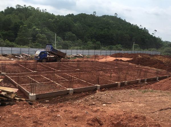 信丰县动物无害化处理中心项目建安工程3