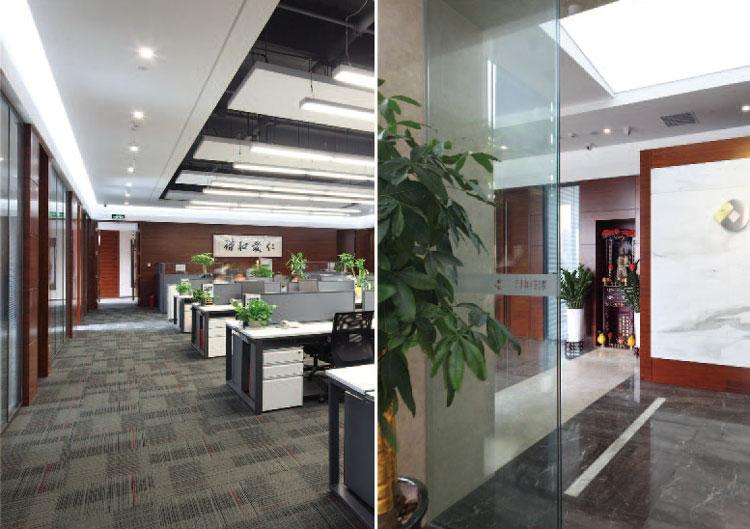 深圳润坤国际总部办公楼装修工程3