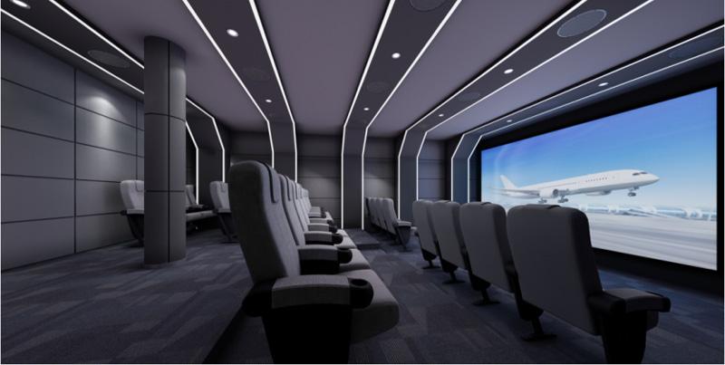 深圳机场党群服务中心设计项目4