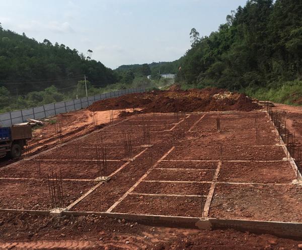 信丰县动物无害化处理中心项目建安工程4